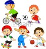 19119646-funny-boy-cartoon-character-doing-sport
