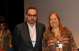 """Juan Pablo Colmenarejo, Periodista presentador de """"La Linterna"""", co-coordinador de informativos en la COPE y escritor en ABC."""